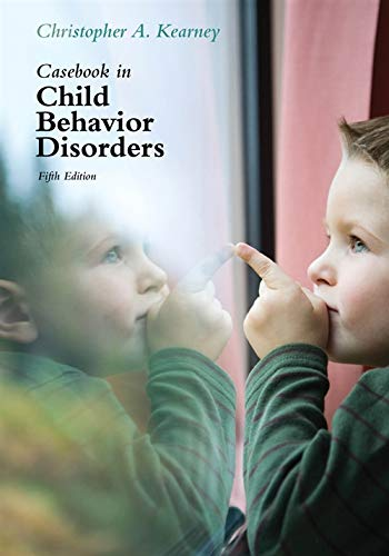 Casebook in Child Behavior Disorders - Christopher A ...