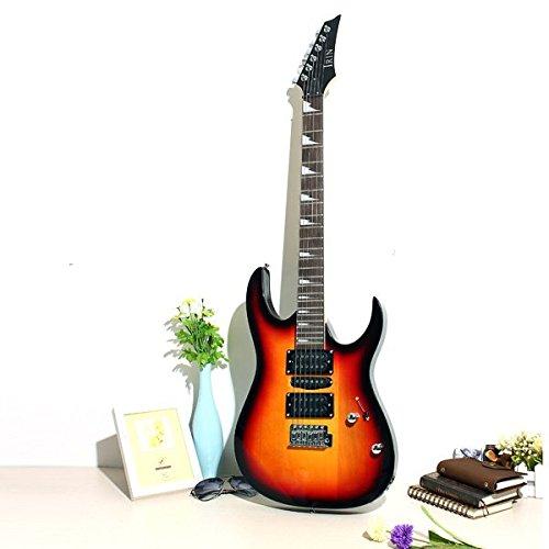 IRIN Sunset Color Tiger Stripes ST Electric Guitar IR-08