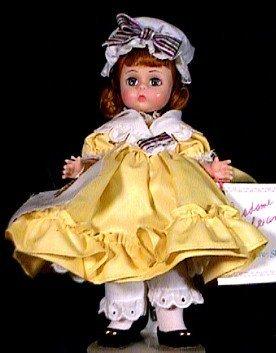 Curly Locks Alexander Collector Doll 8 Inch ALEXANDER//HAMMOND