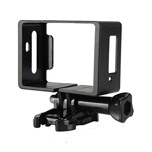 Price comparison product image Pink Lizard Protective Housing Side Frame Mount for SJ5000X SJ5000+ with Base Long Screws