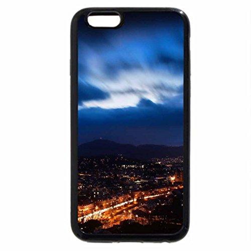 iPhone 6S / iPhone 6 Case (Black) Night lights