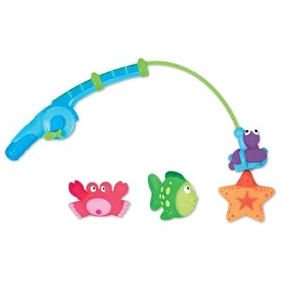 Munchkin Gone Fishin Bath Toy Set by Munchkin