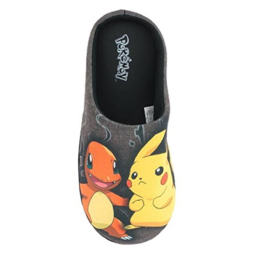 Socks Uwear  Pokemon Huxley,  Herren Durchgängies Plateau Sandalen mit Keilabsatz Mehrfarbig