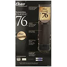 Oster Pro Professional 76 Classic Wood-Grain Clipper Limited Edition