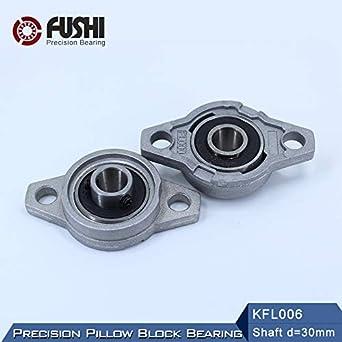 15mm KFL002 FL002 Pillow Block Bearing Flange Block Bearing