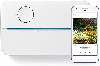 Rachio 3 WiFi Smart Lawn Sprinkler Controller, Works with Alexa, 8-Zone