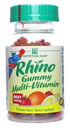 Nutrition Now Rhino Chew Vitmns ()