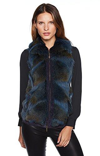Coyote Lightweight Vest - Stav New York Blue Coyote Vest (Medium)