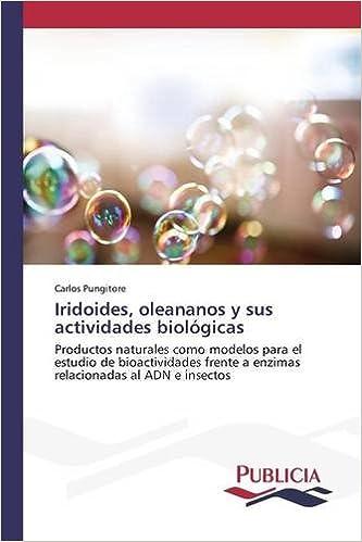 Iridoides, oleananos y sus actividades biológicas: Amazon.es ...