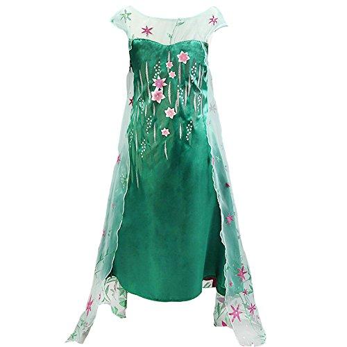 Z.D 2 (Frozen Elsa Coronation Dress Costume)