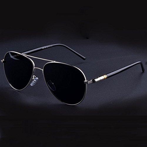 de Effet Homme TD Use Dual Polarisées 2 Lunettes Soleil Son Miroir pour 1 ww1TIzq