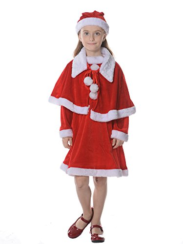 Lil M (Naughty Santa Girl Costume)
