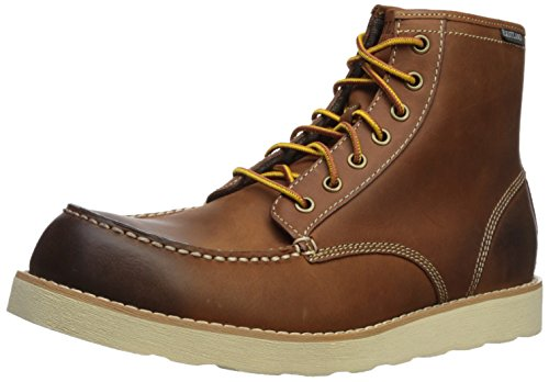 Picture of Eastland-1955 Edition Men's Lumber Up Moc Toe Boots, Peanut, 11 D(M) US