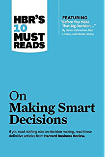 Amazon smart choices a practical guide to making better hbrs 10 must reads on making smart decisions with featured article before you make fandeluxe PDF