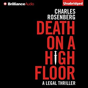 Death on a High Floor Audiobook