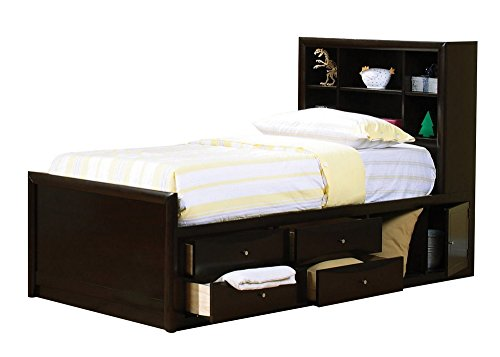 Coaster Home Furnishings 400180F Transitional Bed, Full, - Phoenix Chest Bed