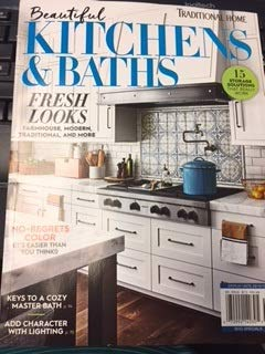 - Beautiful Kitchen & Bath Magazine Summer 2019 + FREE GIFT (Traditional Home) (92)