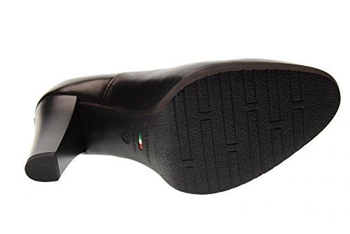 Nero 100 Black Talons Chaussures P805000d Hauts Giardini Dcollet À qZCTp