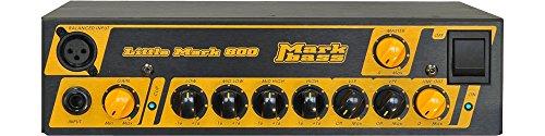 - Markbass Little Mark 800 Bass Amp Head