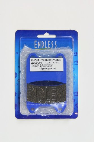エンドレス(ENDLESS) ブレーキパッド シンタードメタル   B00G36PAU0