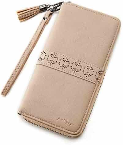 9fbc5912ac77 Shopping Under $25 - Beige or Blues - Wristlets - Handbags & Wallets ...