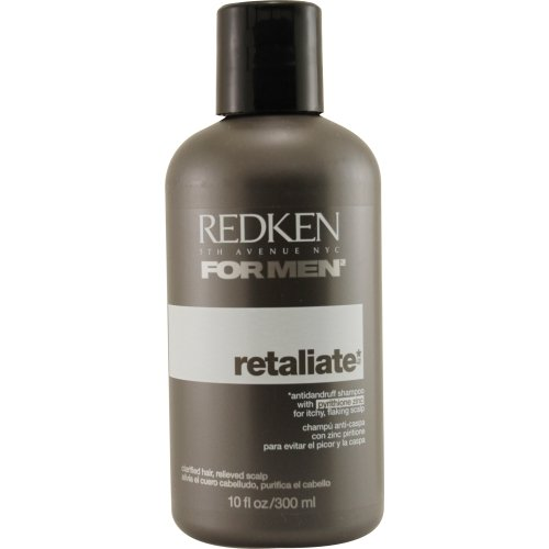 Redken for Men Retaliate Shampoo, 10-ounce