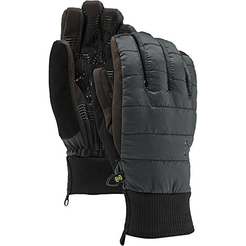Burton Ak Insulator Gloves, True Black, Small