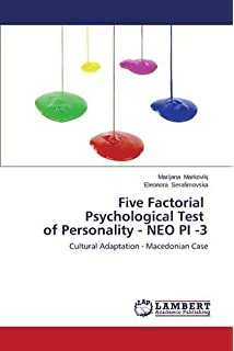 neo personality inventory test