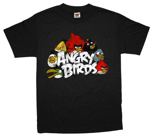 Angry Birds Rovio Mobile T Shirt product image