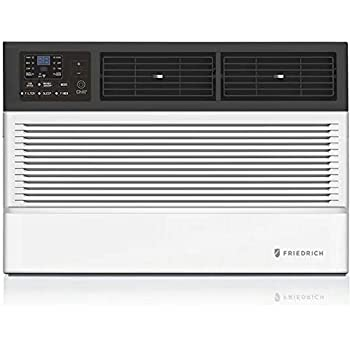friedrich chill premier 8,000 btu smart window air conditioner with  built-in wifi