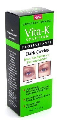 Vita-K SolutionAnti Cernes 15 ml