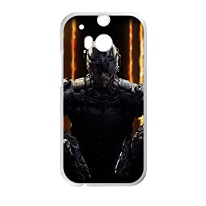 HTC One M8 case, Call of Duty Ops 3 Cell phone case for HTC One M8 -PPAW8666864