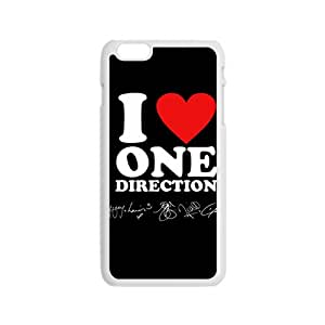 I Love One Direction White iPhone 6 case