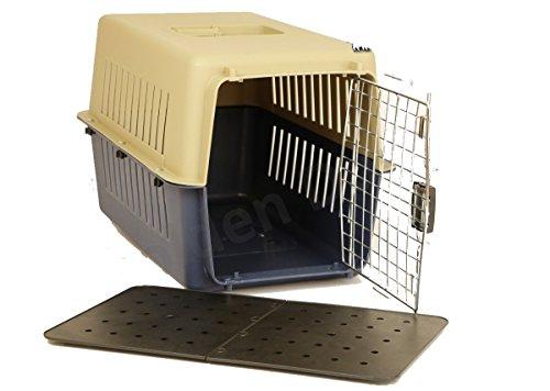 Transportadora para viajar perros gato SevenPet (50 x 33 x 33 cm)