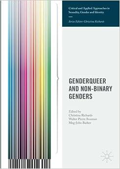 Pagina Descargar Libros Genderqueer And Non-binary Genders Bajar Gratis En Epub