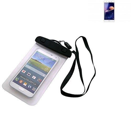 Custodia Cellulare Impermeabile Universale Pollici Waterproof Cover Case per Huawei Y6 II. Universale Beach Bag / parapioggia / manto nevoso 16 centimetri x 10 centimetri - K-S-Trade(TM)