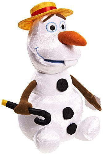 Disney Frozen Talking and Singing Olaf Plush