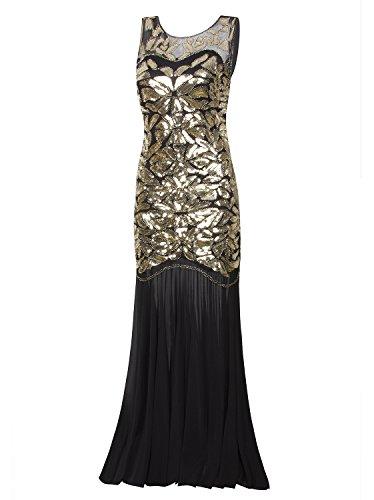 Vijiv Dresses Sequins Beaded Evening
