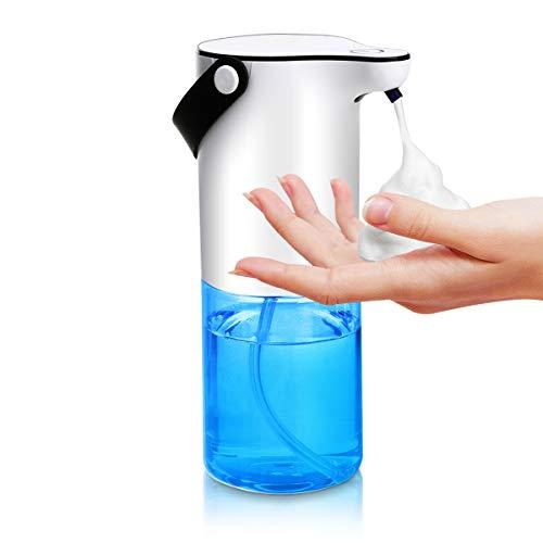 🥇 MECO Dispensador Jabón de Espuma 320ml 0.25s Sensor infrarrojo Silencioso