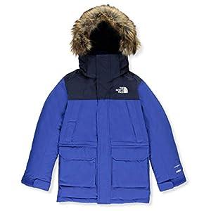 The North Face Big Boys' McMurdo Down Parka - bright cobalt blue, m/10-12