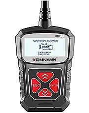 KKmoon Konnwei KW310 Scanner automotivo universal, leitor de código automotivo profissional, ferramenta de digitalização de diagnóstico