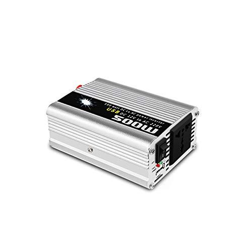 500W Car Inverter 12v 220v 50Hz Auto Inverter 12 220 Power -