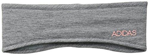 adidas Women's Heather Tech (Fleece Spandex Headband)