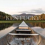 Kentucky Calendar 2020: 16 Month Calendar