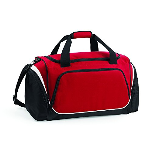 Quadra Pro Team Holdall Rojo - Classic Red/ Black/ White