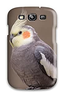 Chris Marions's Shop 8506131K73114726 For Cockatiel Protective Case Cover Skin/galaxy S3 Case Cover