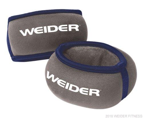 Weider 4 lb (2-2 lb) wrist weight set