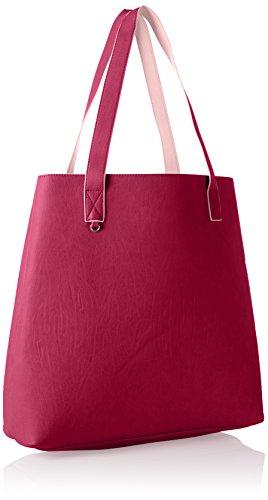 Bolso 036 1080 Bo Boscha de ma hombro Pink Rosa Mujer Oqtn7zn