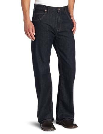 Dickies Men's Loose Straight Fit Five Pocket Jean, Indigo Blue, 32X34