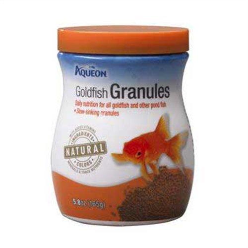 Aqueon 06053 Goldfish Granules, 5.8-Ounce, My Pet Supplies